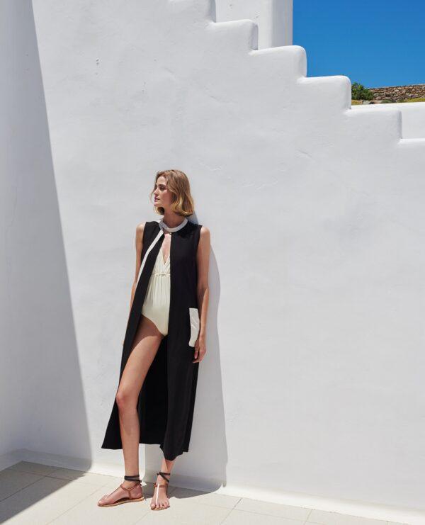 Sophie Deloudi Panormos Black 2020