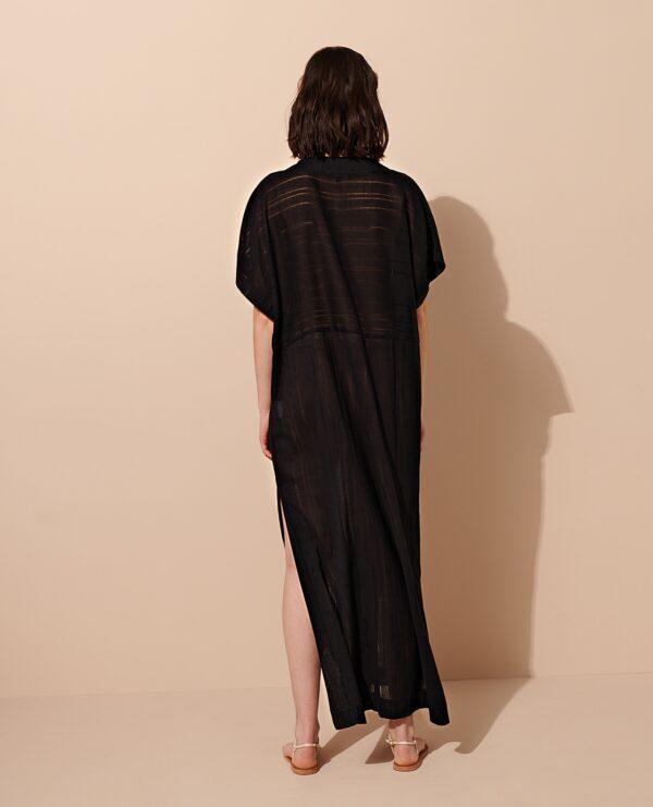 Sophie Deloudi Filoxenia Black 2021