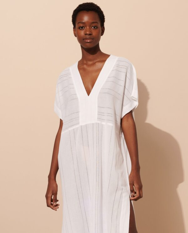 Sophie Deloudi Filoxenia White 2021