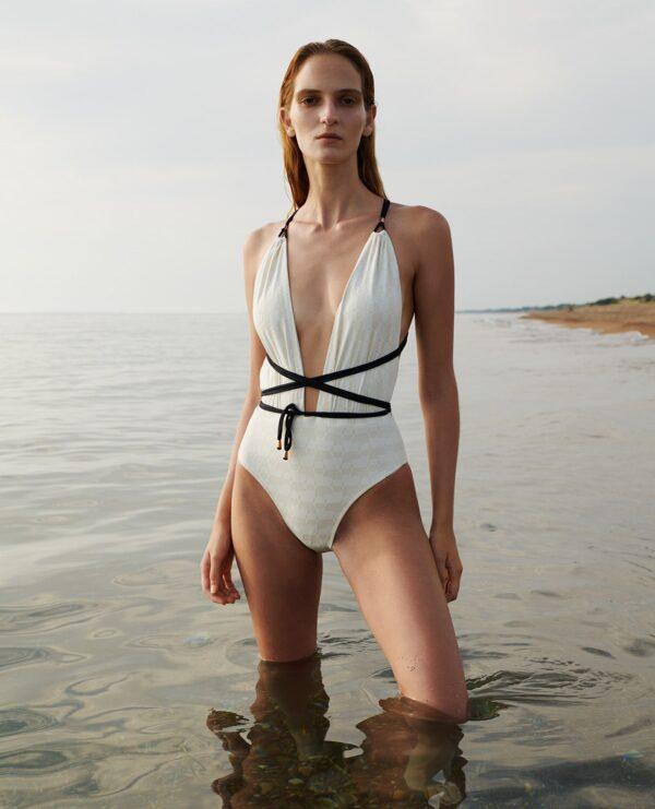Sophie Deloudi Gigi Ivory 2021